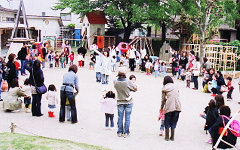 幼稚園で遊ぼう!親子教室